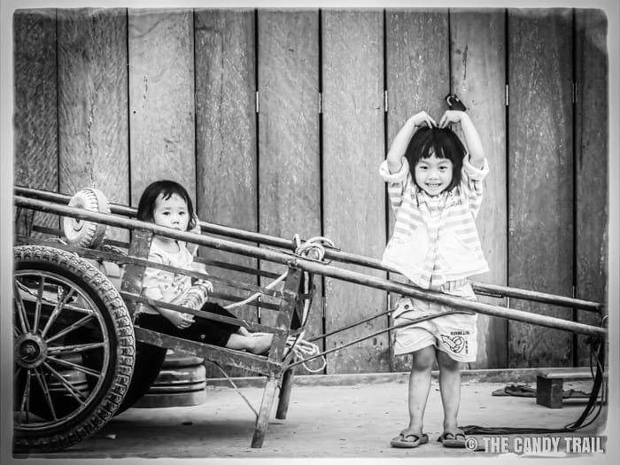 cambodian kids anlong veng