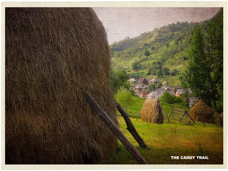 haystacks botiza village romania 09