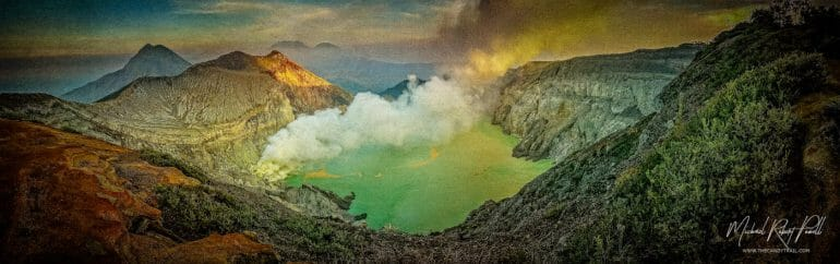 Kawah Ijen - Indonesia