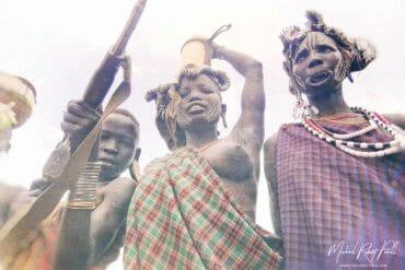 mursi tribe ethiopia 7