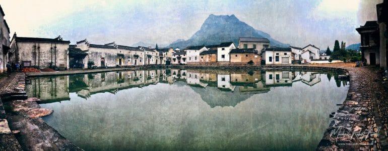 Xinye village - China