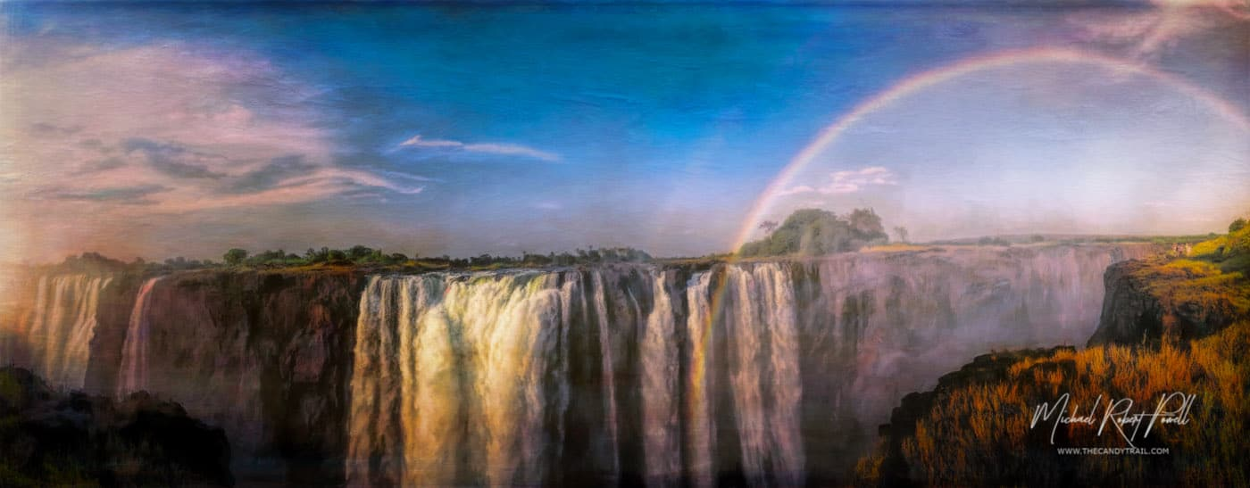victoria-falls-painted-panorama