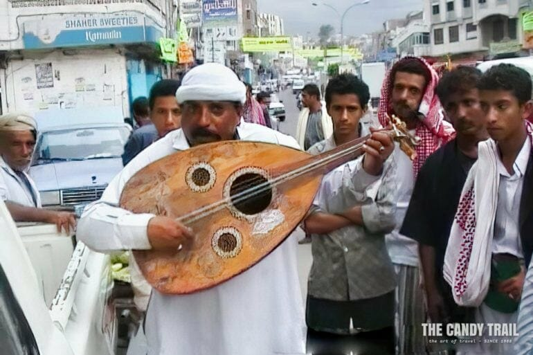 yemen folk music video
