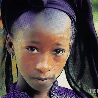 guinea muslim girl