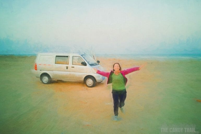 Van Life China Blog 1