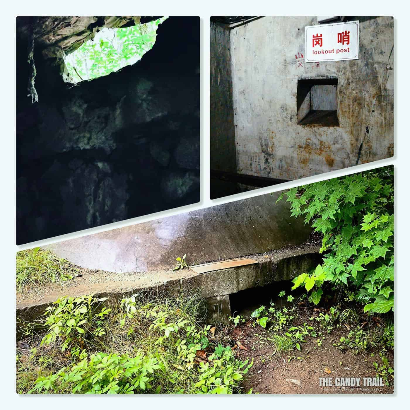Hutou Ww2 Japanese Fortress Bunkers