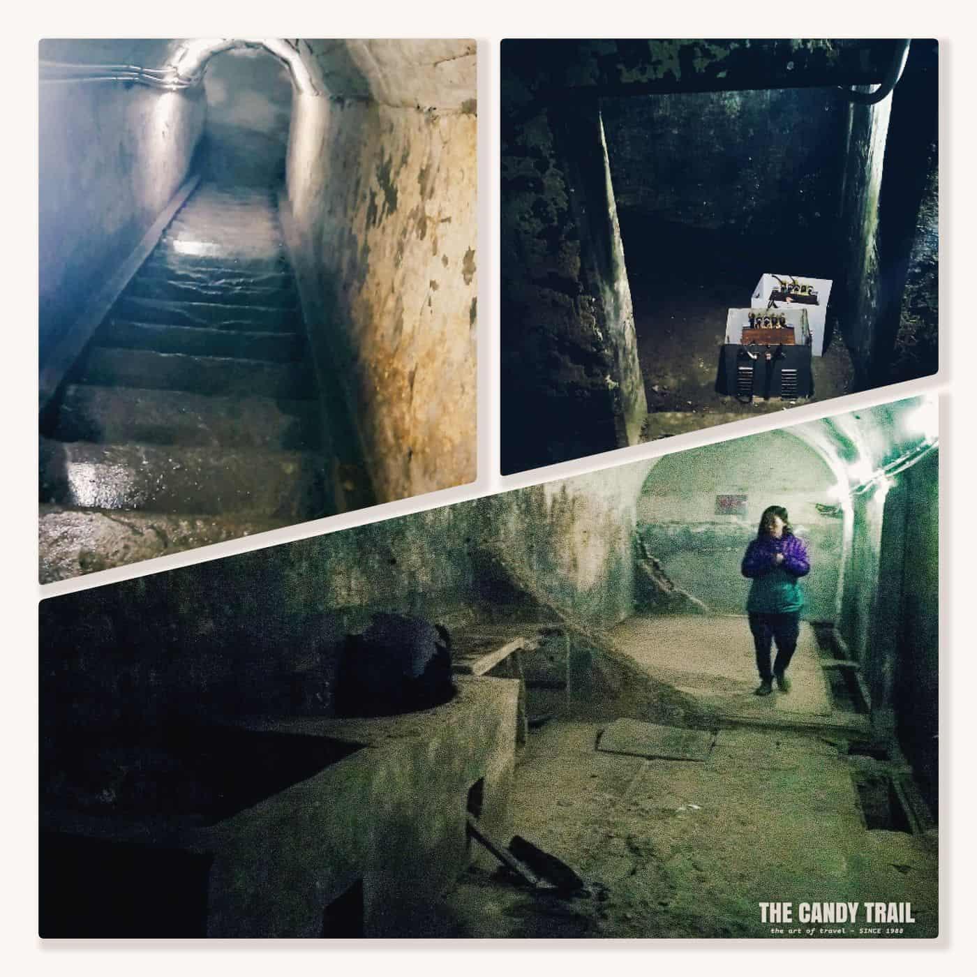 Hutou Ww2 Japanese Fortress Tunnels China