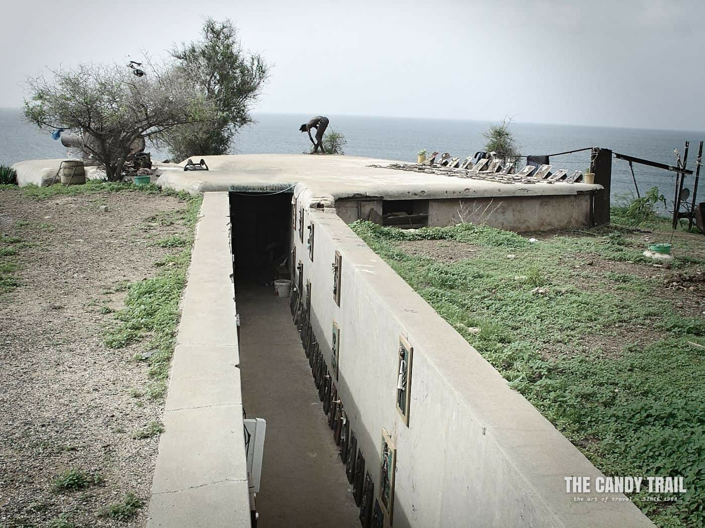 bunker goree island senegal