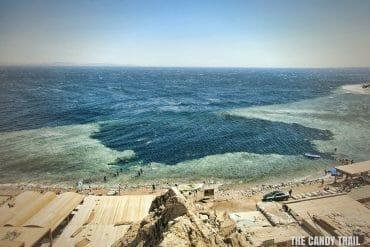 blue hole dahab sinai egypt