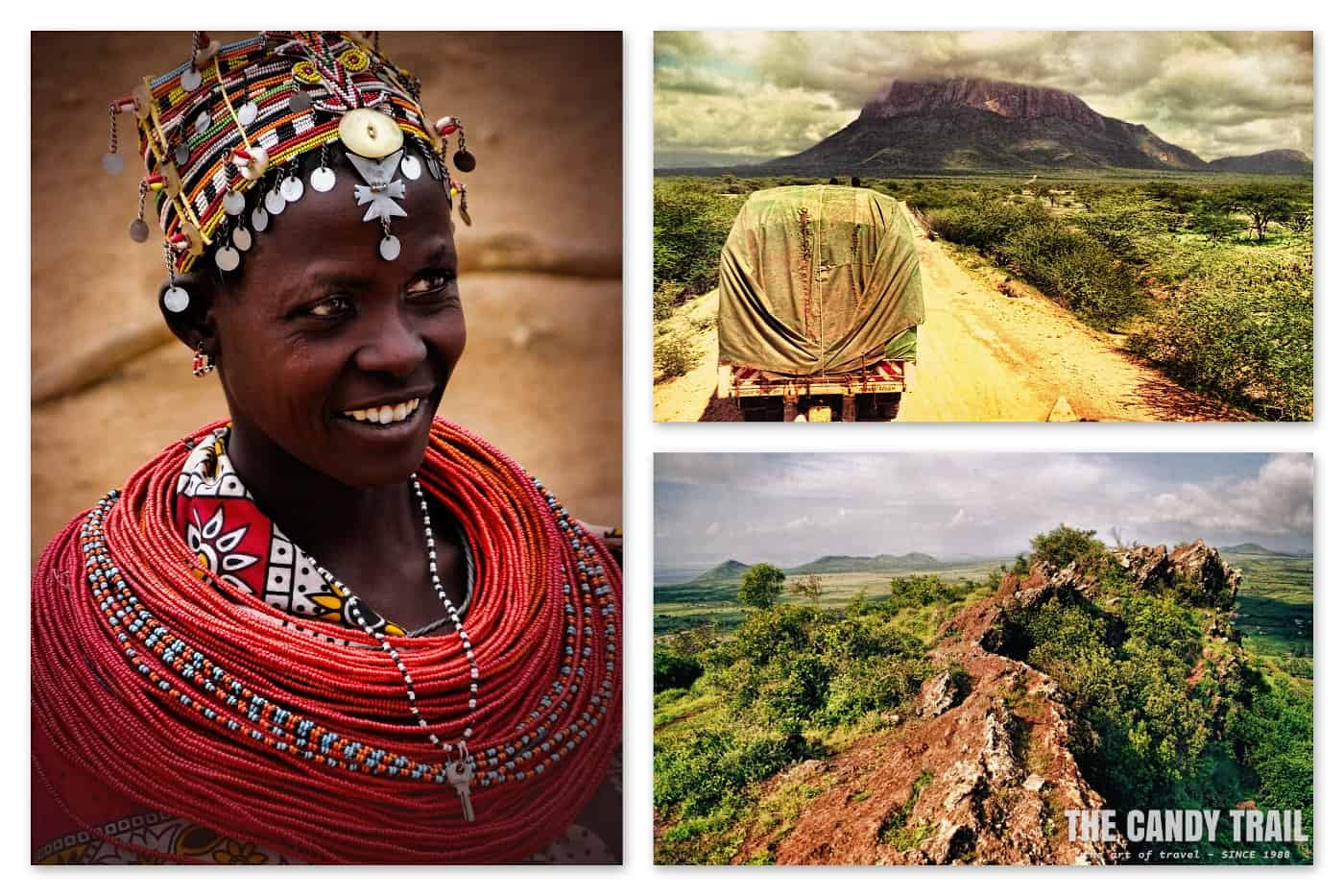 traveling northern kenya