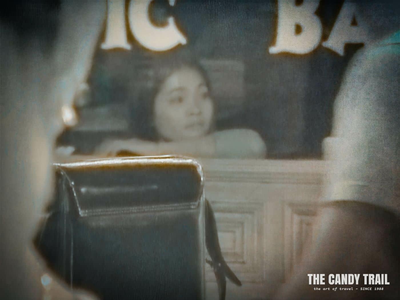 bargirl lost stare bangkok