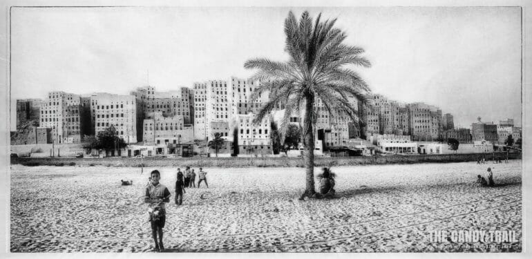 kids-shibam-ancient-city-yemen