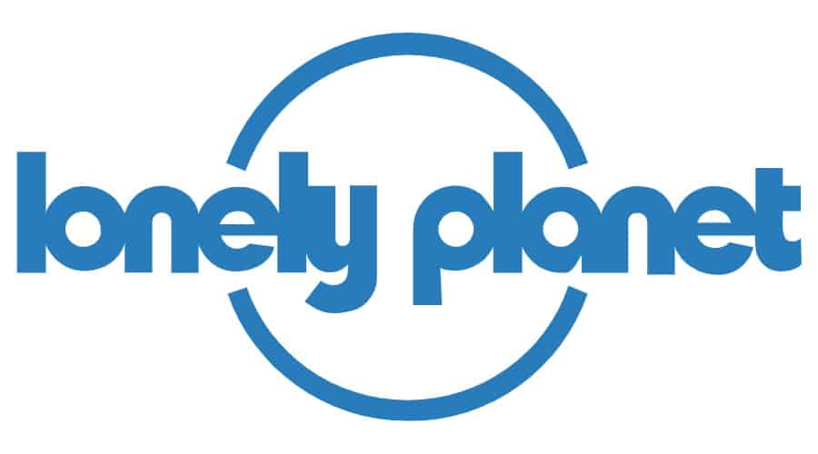 lonely planet vector logo