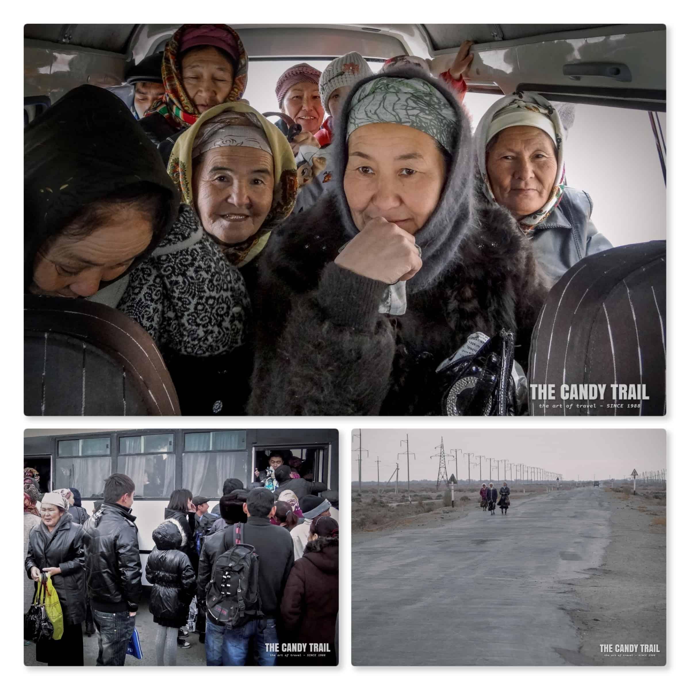 transportation leaving moynaq uzbekistan