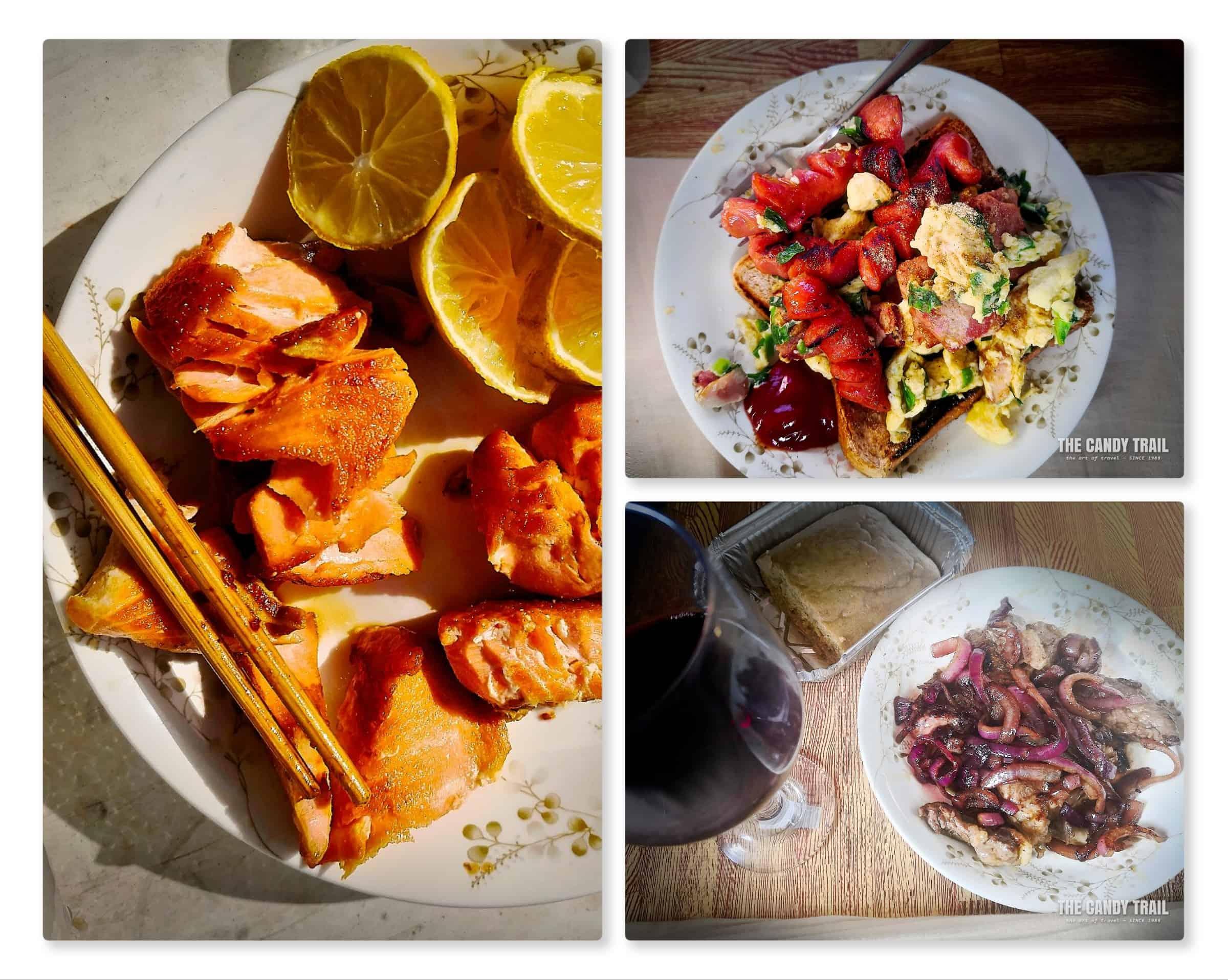 van life western food china