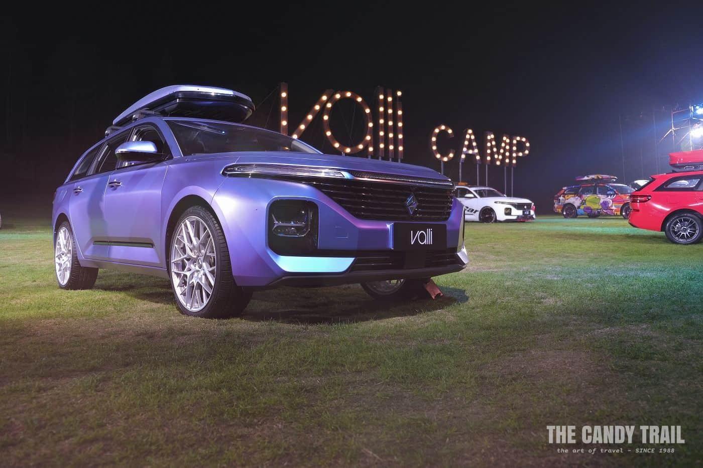 new valli car by baojun - wuling in china